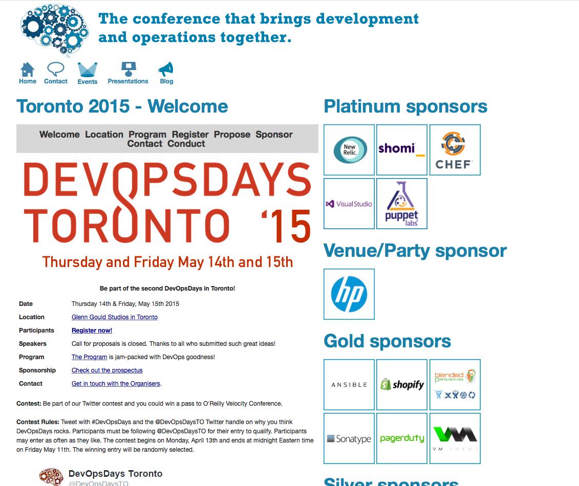 DevOpsDays-Toronto-2015