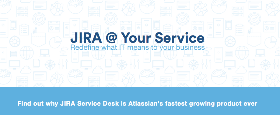 JIRA-@-Your-Service