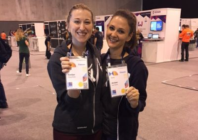 Bitbucket squared: Amber and Amber from Texas
