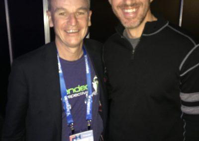 A couple of CEOs