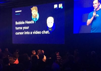 ShipIt Live winner – Talking Bobble Heads!