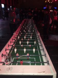 Atlassian bash – World's Foosball table