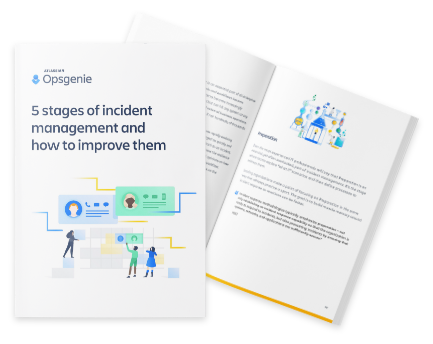 5 stages of Incident Management - Thank you 1