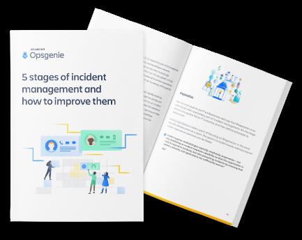 5 étapes de la gestion des incidents 5