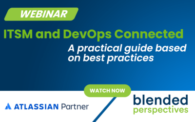 ITSM and DevOps Connected – a practical guide based on best practices.