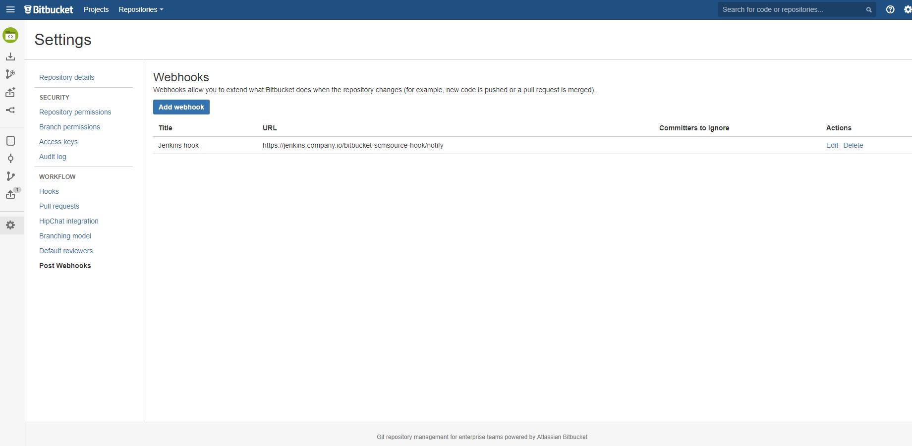 Post Webhooks for Bitbucket 3