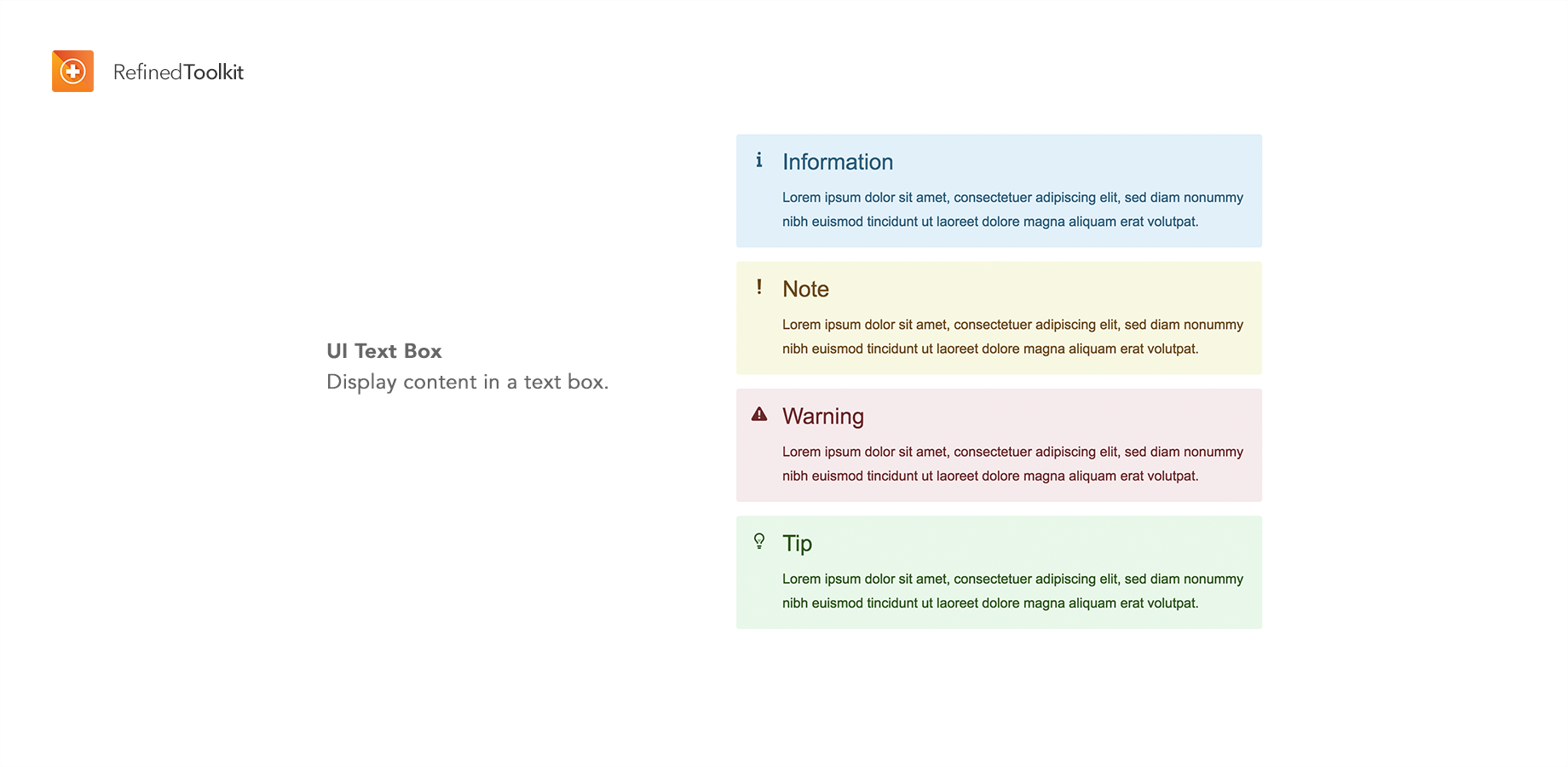 Refined Toolkit for Confluence 3