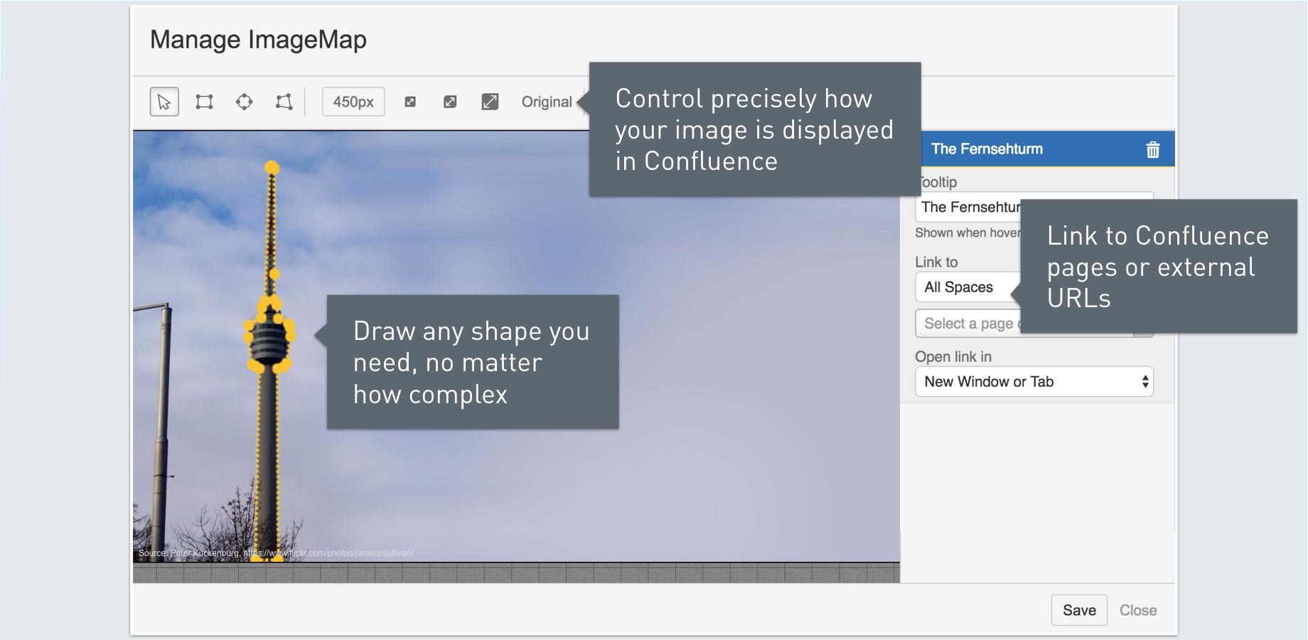 Scroll ImageMap for Confluence 3