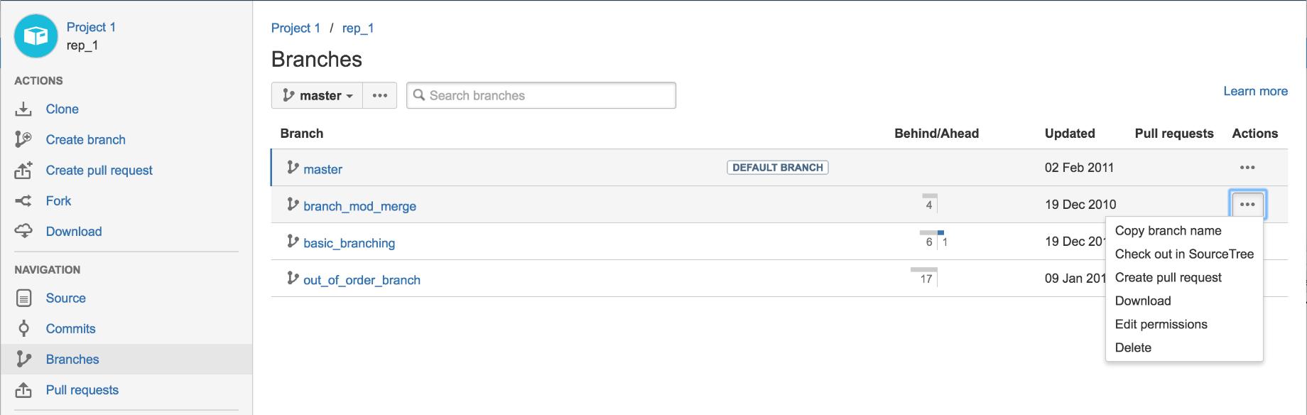 Archive Plugin for Bitbucket Server 3
