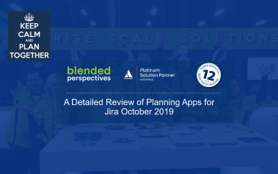 Planning Apps in Jira – A Detailed Update – October 2019