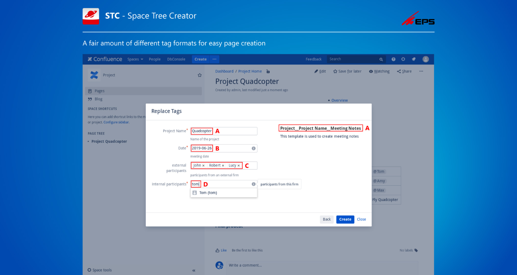 Space Tree Creator (copy space) 3