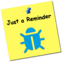 Issue Reminders