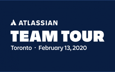 Atlassian Team Tour: Enterprise Edition – Toronto 2020