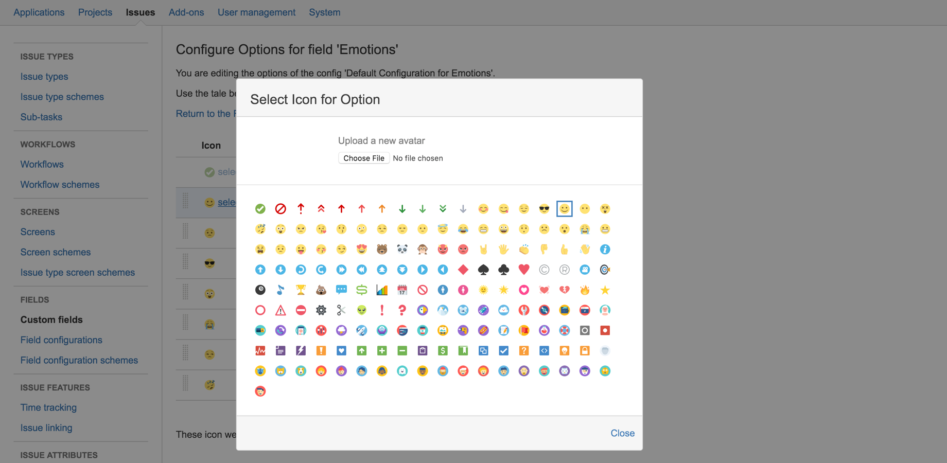 Icons for Jira 3
