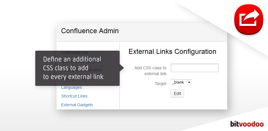 External Links for Confluence 3
