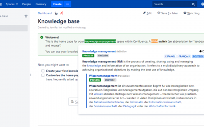 Link Less, Connect More. The Joy of Glossary Apps for Confluence