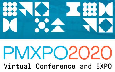 Venez rencontrer les experts de Blended Perspectives' à PMXPO 2020
