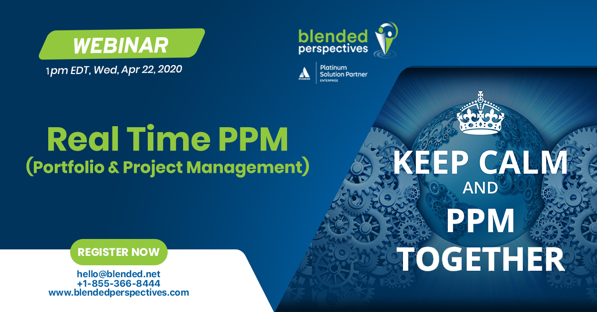 Come meet Blended Perspectives' Experts at PMXPO 2020 1