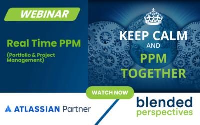 PPM (gestion de portefeuille et de projet) en temps réel