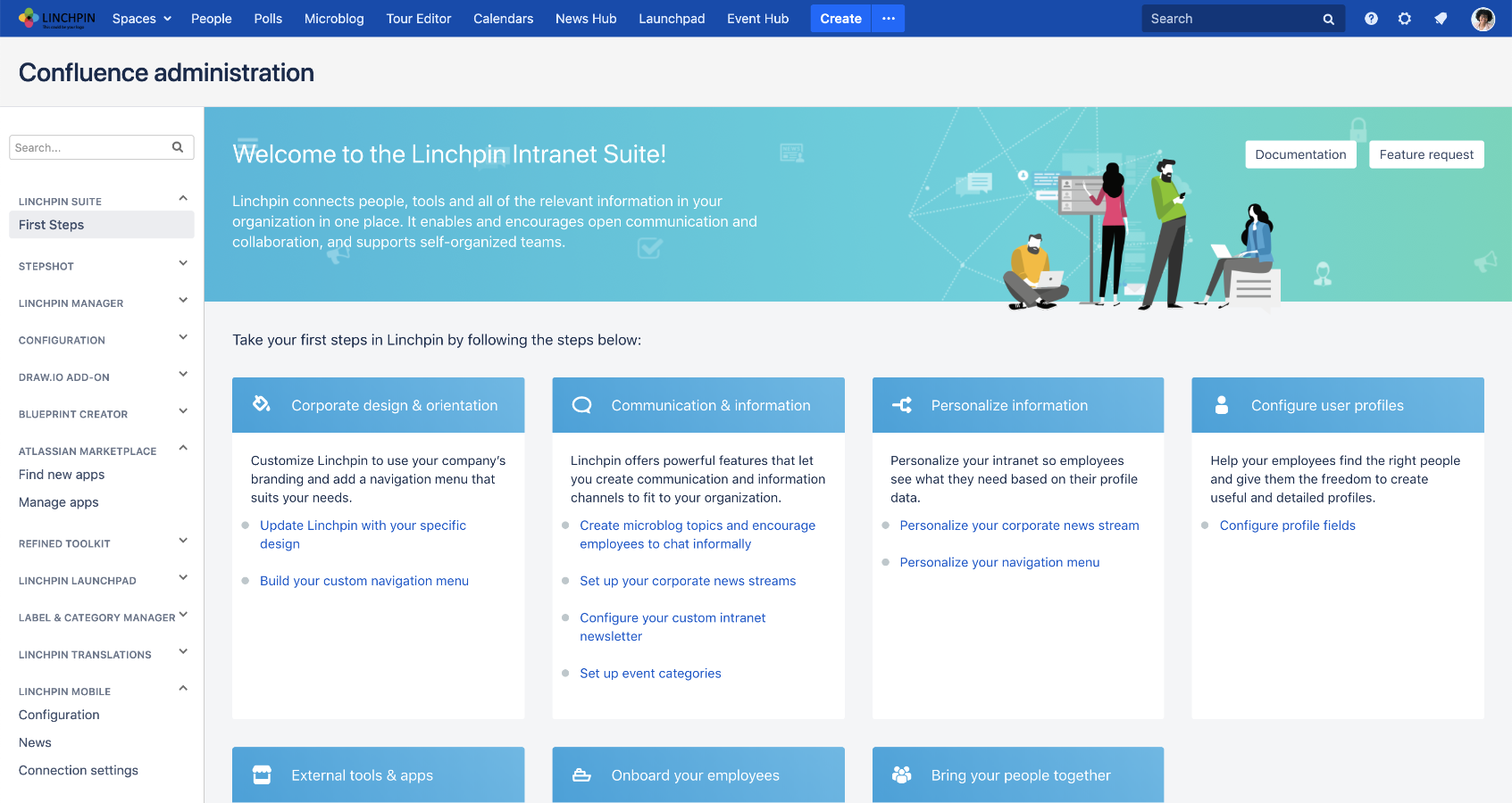 Intranets - Taking Your Confluence to the Next Level 15