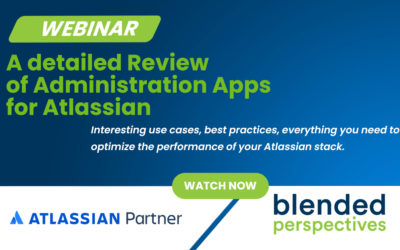 Webinar – A detailed Review of Administration Apps for Atlassian