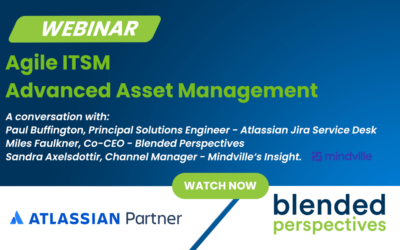 Webinar: Agile ITSM Advanced Asset Management