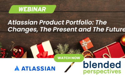 Webinar – Atlassian Product Portfolio: The Changes, The Present and The Future