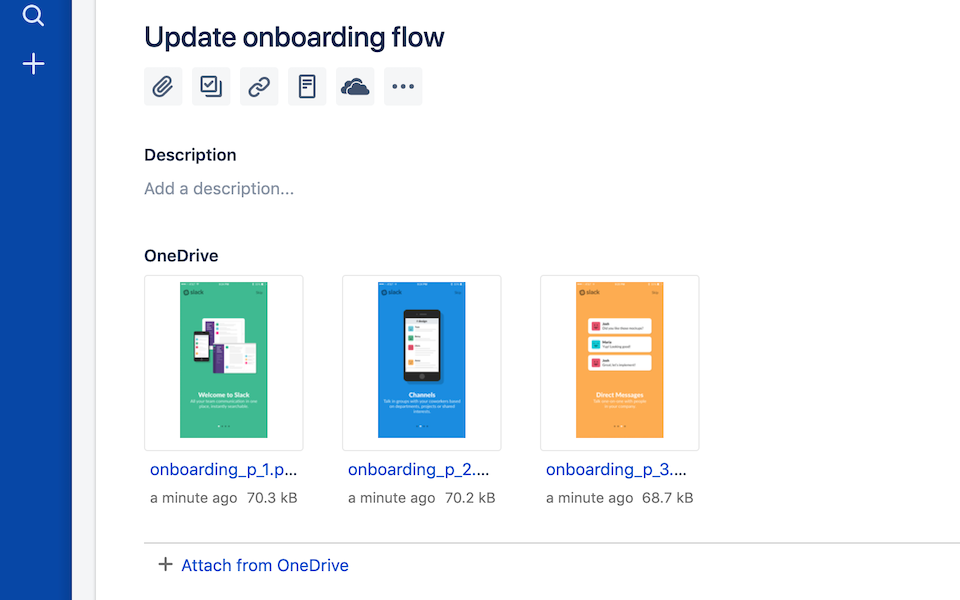 OneDrive & SharePoint for Jira 3