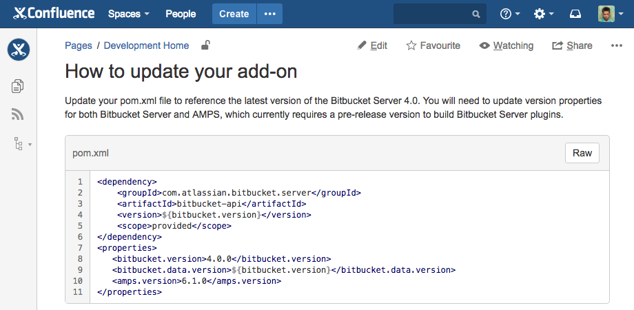 Snippets for Confluence 2