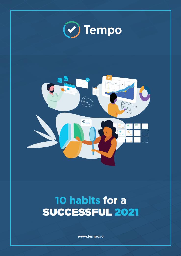 Tempo - 10 habits for a successful 2021 1