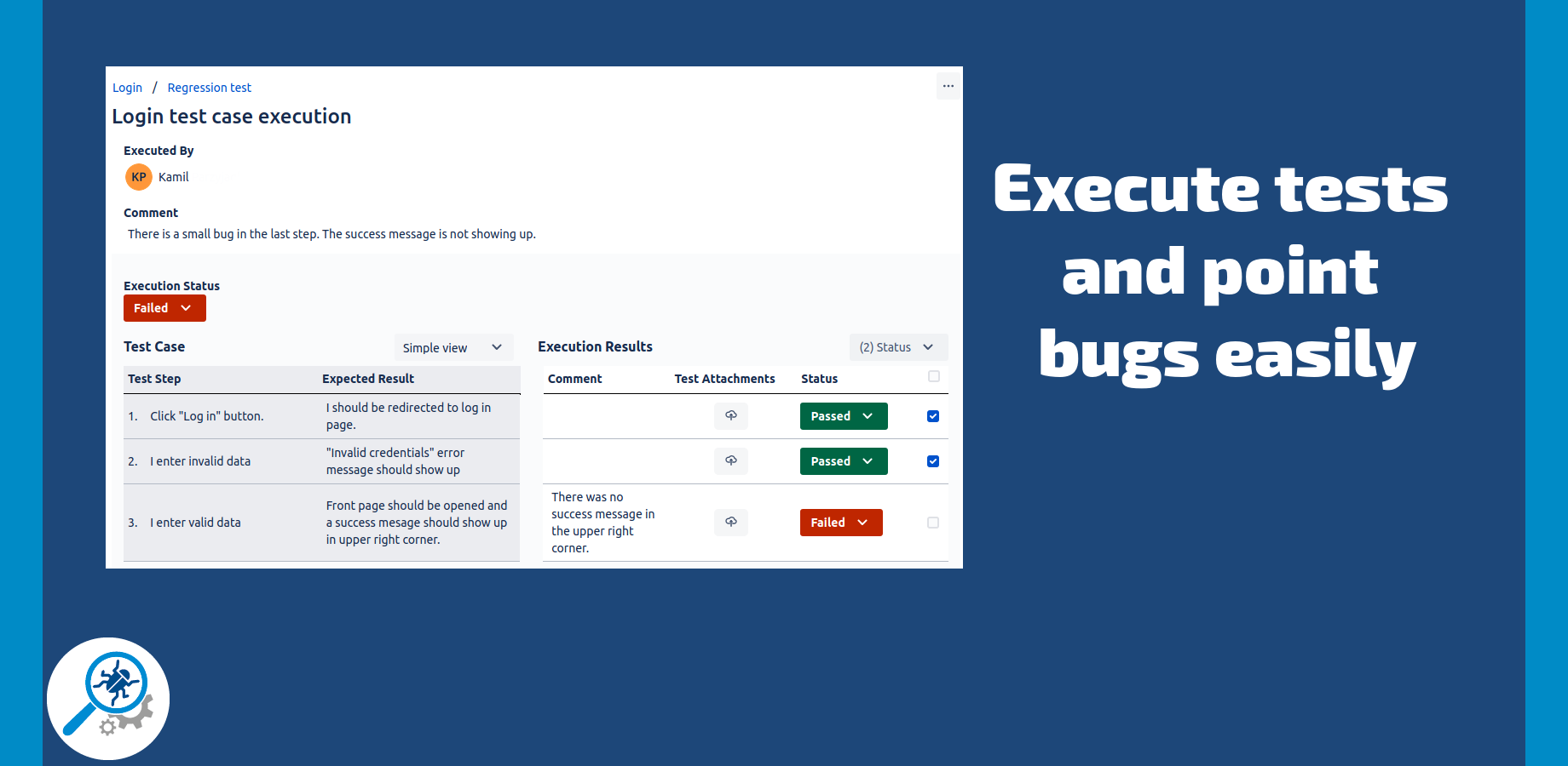 QAlity - Test Management for Jira