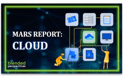 MARS Report: Cloud