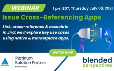 Issue Cross-Referencing Apps Webinar Recap