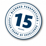 Blended Perspectives 15 years