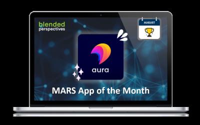 Aura : L'application MARS du mois (août 2021)