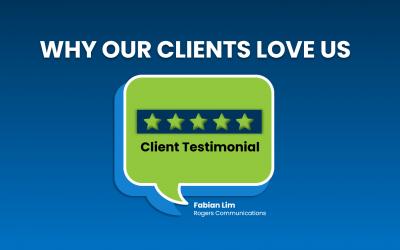 Pourquoi nos clients nous aiment