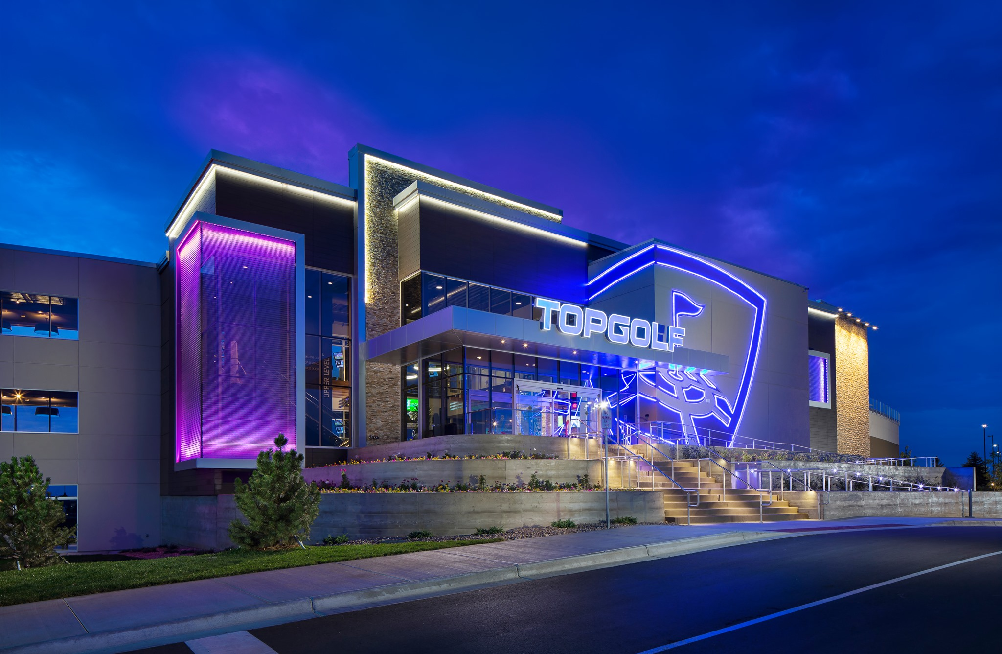 Top Golf Event - Blended Perspectives 3